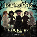 Mezco Toyz Presents The Living Dead Dolls Series 29 At Toy Fair
