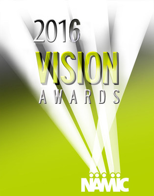 2016 NAMIC Vision Awards honoring achievements in television programming diversity.