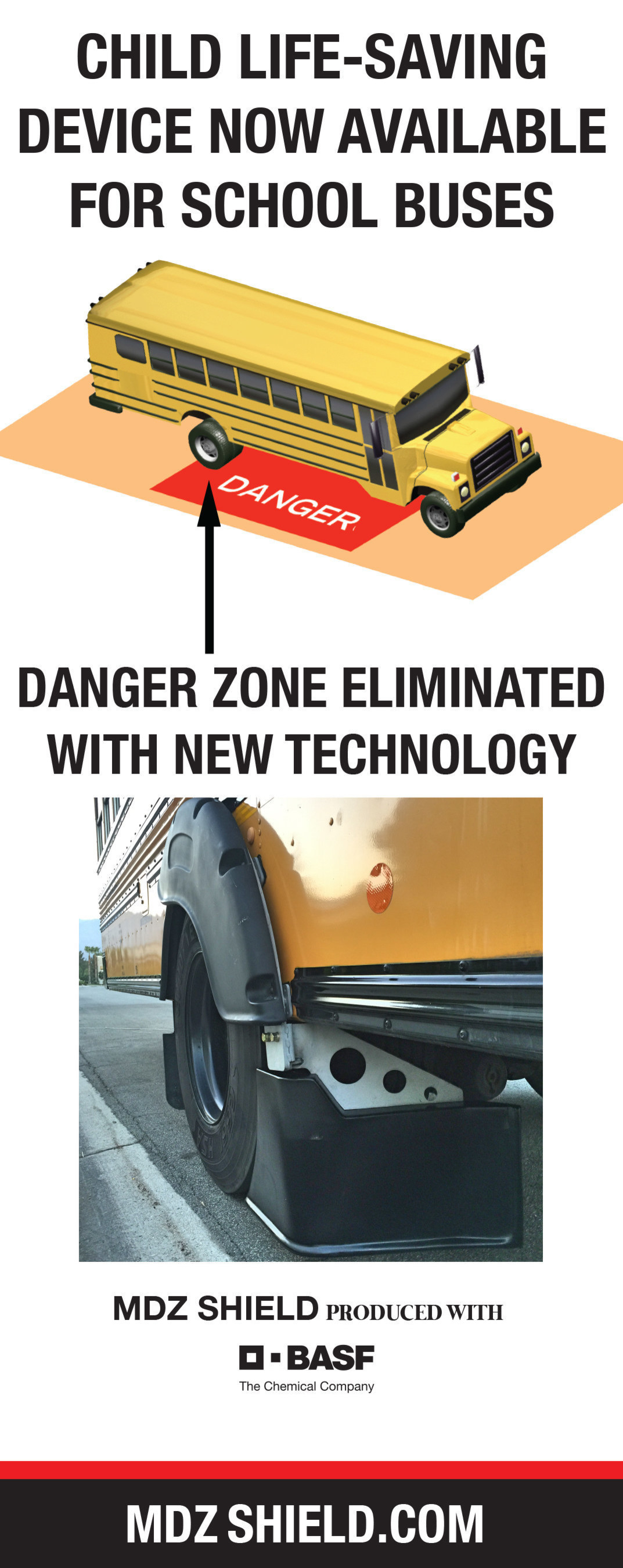 Child Life-Saving Shield Now Available For School Buses