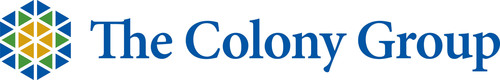 The Colony Group logo (PRNewsFoto/The Colony Group, LLC)