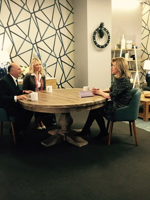 Kevin O'Leary, Sara Margulis and Arianna Huffington discuss the future of Honeyfund and Plumfund on Beyond The Tank