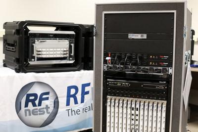 RFnest(TM) - Radio Frequency Network Emulation Simulation Tool