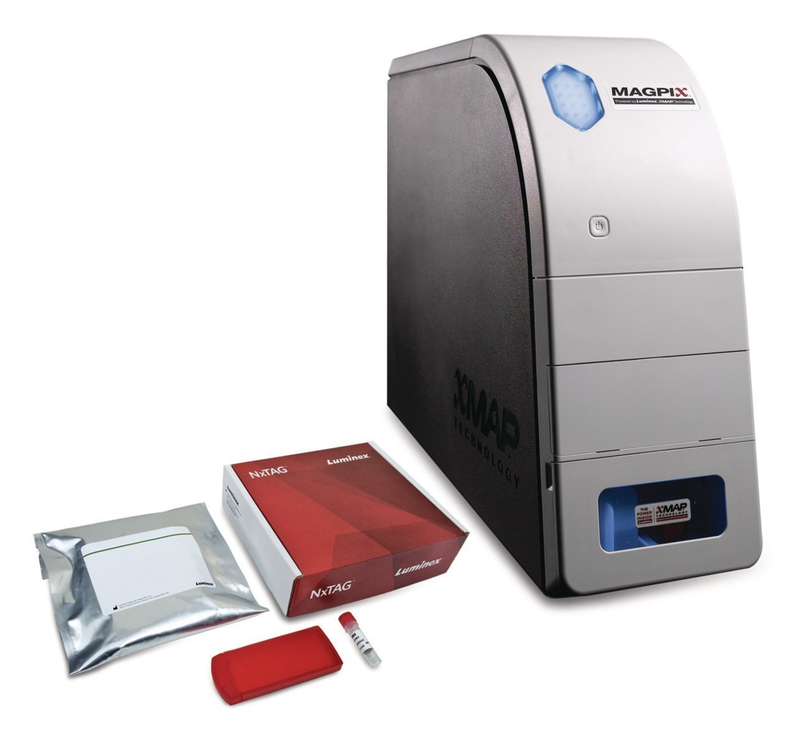 NxTAG Respiratory Pathogen Panel is an assay that detects relevant viral and bacterial respiratory pathogens, including the atypical bacteria Chlamydophila pneumoniae and Mycoplasma pneumonia.