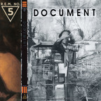 "R.E.M. has teamed with Capitol/I.R.S. for the September 25 release of an expanded 25th Anniversary Edition of the band's 1987 album, Document.  The new edition features the digitally remastered original album, plus a previously unreleased 1987 concert from R.E.M.'s ""Work"" tour.  The commemorative release also adds new liner notes by journalist David Daley, with the 2CD package presented in a lift-top box with four postcards.  On the same date, the remastered original album will be reissued by Mobile Fidelity on 180-gram vinyl in faithfully replicated LP packaging. www.remhq.com.  (PRNewsFoto/Capitol/I.R.S. Records)"