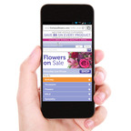 From You Flowers Offers Fast Flower Delivery -- From Your Smartphone
