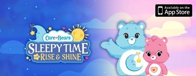 Make Bedtime and Wake-up Routines Fun with New 'Care Bears: Sleepy Time Rise and Shine' App from