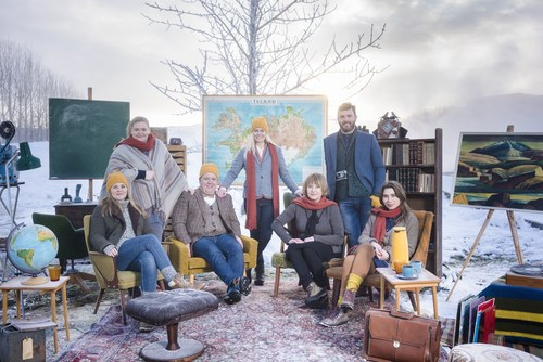 Inspired by Iceland launches new tourism campaign Iceland Academy (PRNewsFoto/Inspired by Iceland) ...