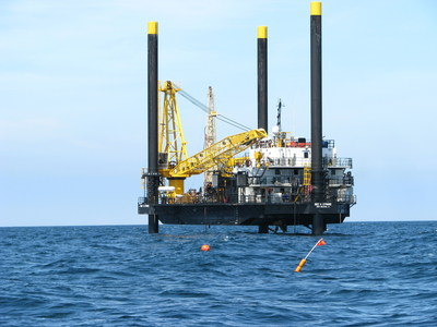 Dominion Using Research Vessel to Collect Data for Offshore Wind Turbines