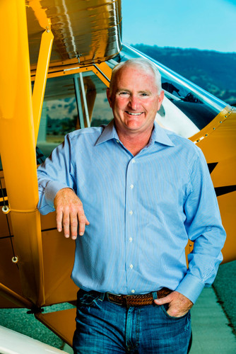 Mark R. Baker, a longtime general aviation pilot, was named president and CEO of the Aircraft Owners and Pilots Association (AOPA), the world's largest aviation association.  (PRNewsFoto/The Aircraft Owners and Pilots Association)
