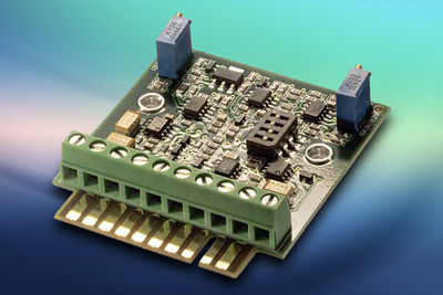 High-performance OEM LVDT/RVDT Signal Transmitter for Industrial Applications Available from Measurement Specialties (PRNewsFoto/Measurement Specialties, Inc.)