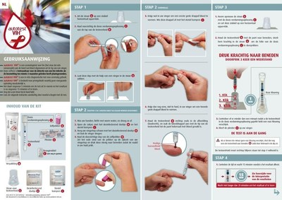 Instructions 1 (PRNewsFoto/AAZ) (PRNewsFoto/AAZ)