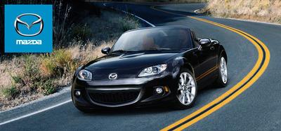 The 2014 Mazda MX-5 Miata brings a spirited performance to San Antonio drivers.  (PRNewsFoto/Ingram Park Mazda)