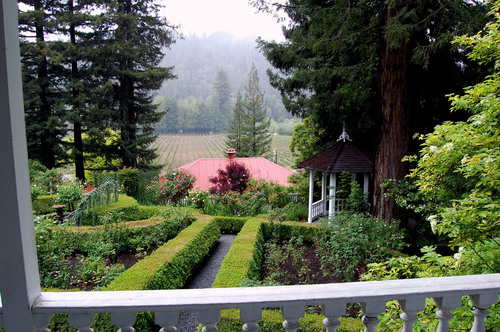 2011 Garden Opening Highlights Korbel's Commitment to Sustainability