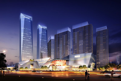 The Luxury Collection(R) Hotels & Resorts Expands Its Footprint In China With Landmark Debut In Changsha; The Meixi Lake Hotel Is Poised To Set A New Benchmark For Luxury Hospitality In China's Hunan Province