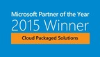 2015 Microsoft Partner of the Year Cloud Solutions