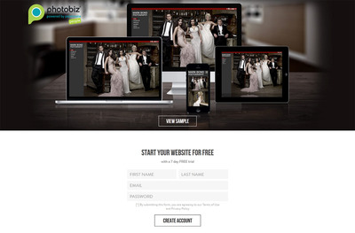 Free Product Trial From PhotoBiz (PRNewsFoto/PhotoBiz)