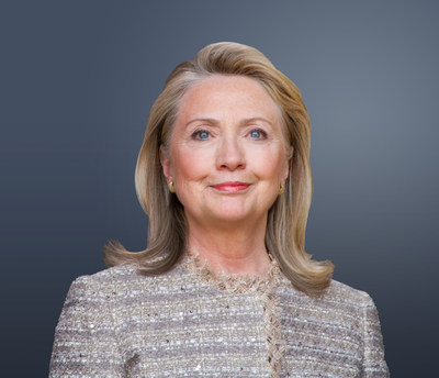 Hillary Rodham Clinton to deliver keynote address at inaugural Watermark Conference for Women on February 24, 2015 in Santa Clara, CA.