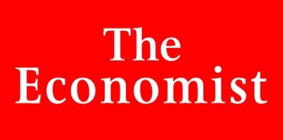 The Economist logo (PRNewsFoto/The Economist)