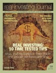 A New Old-Fashioned Magazine for Today's Real Investors