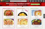 Key Ingredient expands their online recipe collection site to Canada and other countries. (PRNewsFoto/Key Ingredient)