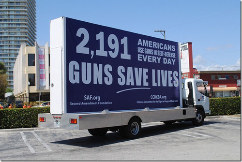 CCRKBA 'Guns Save Lives' Event Scheduled Wednesday in Miami
