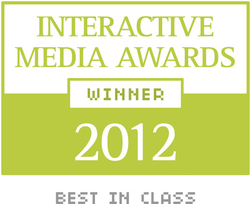 Davis and Elkins website honored with IMA Best in Class award.  (PRNewsFoto/Third Wave Digital)