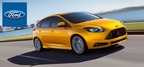 The 2014 Ford Focus is in stock now at Broadway Automotive. (PRNewsFoto/Broadway Automotive)