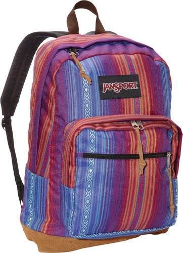 JanSport Right Pack Laptop Backpack available at eBags.com (PRNewsFoto/eBags.com)