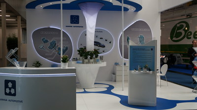 SANHUA Automotive presented various new and innovative thermal management components at the 2016 IAA Show in Hannover, Germany.