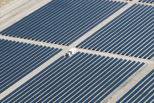 Southern Company and Ted Turner Energize Cimarron Solar Facility