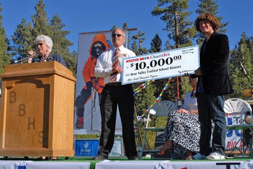 Stater Bros. Honors Local Hero Jordan Romero, Youngest Person to Reach Summit of Mount Everest