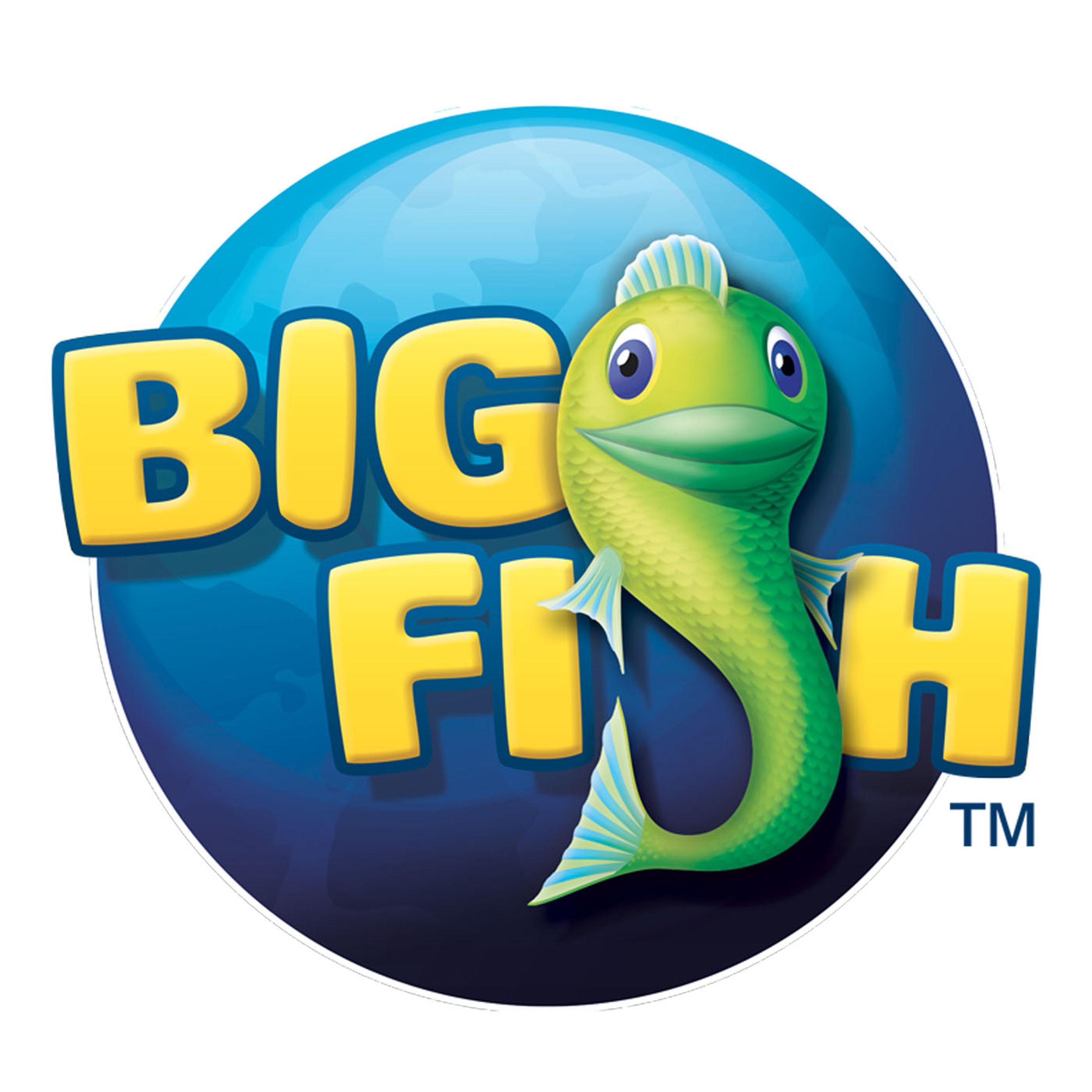 Big Fish logo.