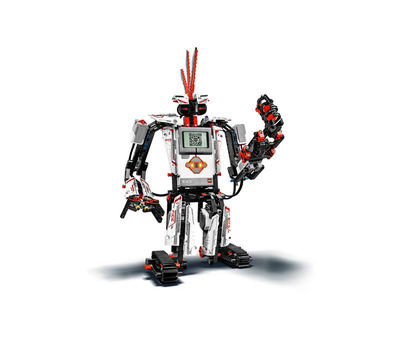 The LEGO Group announces the new LEGO Mindstorms EV3.  (PRNewsFoto/The LEGO Group)