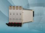 Highest Single-slot PCIe Storage Capacity Available on Elma's New 3U VPX Module.  (PRNewsFoto/Elma Electronic Inc.)