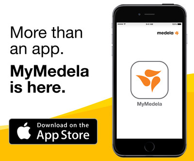 MyMedela, New iPhone Breastfeeding App, Available July 7 | MyMedelaApp.com