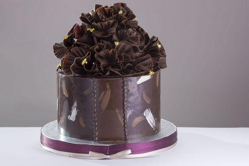 Fleur de Sel, House Dark Chocolate Cake 3 (PRNewsFoto/The Cake Awards)