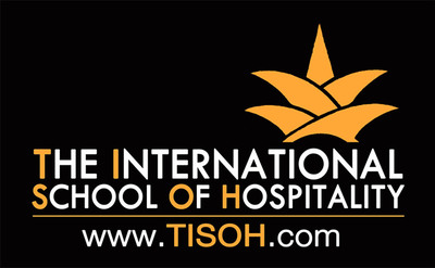 The International School of Hospitality (TISOH) is a unique school developed to provide quality short-term continuing education and career training programs which enable participants to apply their learning toward personal fulfillment, professional advancement and career development in the hospitality industry. www.tisoh.com.  (PRNewsFoto/The International School of Hospitality)