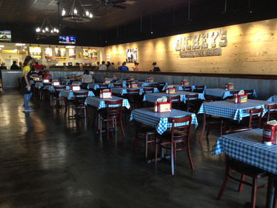 New Dickey's Barbecue Pit in Richland is now open.  (PRNewsFoto/Dickey's Barbecue Restaurants)