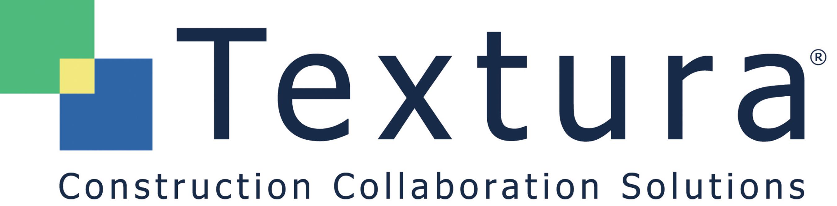 Textura Corporation logo.