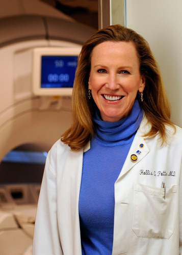 Hollis G. Potter, M.D., Chair of the Department of Radiology & Imaging at Hospital for Special Surgery. ...