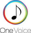 OneVoice Logo.  (PRNewsFoto/OneVoice)