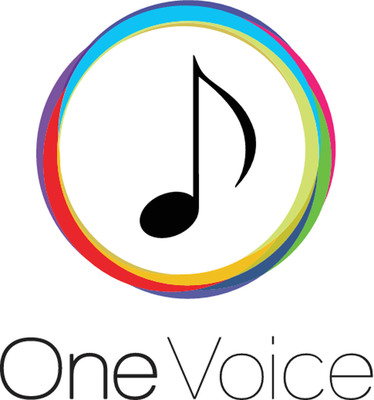 OneVoice Logo. (PRNewsFoto/OneVoice) (PRNewsFoto/ONEVOICE)