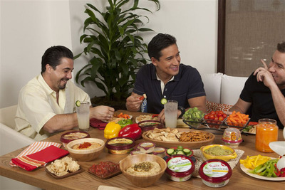 Sabra Hummus is the Winning Party Dip For X-Factor Star Mario Lopez and 1,000 Lucky Party Hosts
