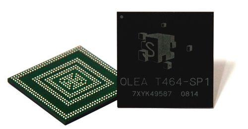 OLEA T464 powertrain microcontroller (PRNewsFoto/Scaleo chip)