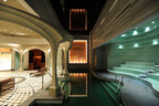 The luxurious 3,000-square-foot bathhouse at Bask in Revel.  (PRNewsFoto/exhale)