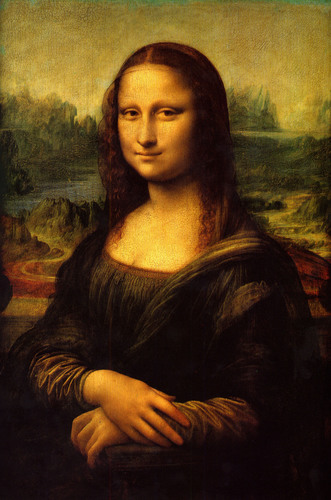 Mona Lisa arriva al Festival del cinema di Cannes