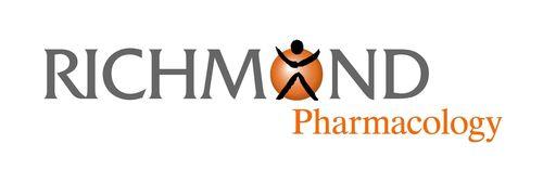 Richmond Pharmacology Logo (PRNewsFoto/Richmond Pharmacology)