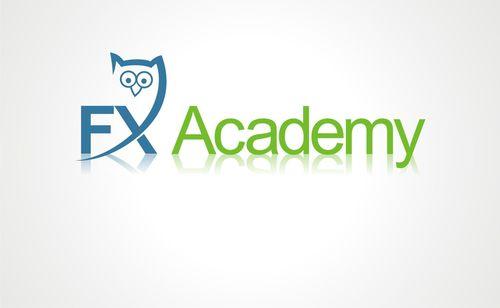 FX Academy Logo (PRNewsFoto/FX Academy)