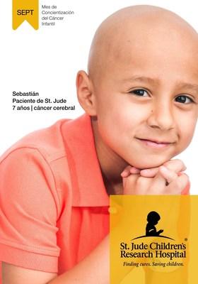 Un pequeno guerrero. Una gran batalla. Sumese a nuestra lucha para poner fin al cancer infantil
