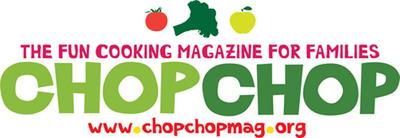 ChopChop Logo.  (PRNewsFoto/ChopChopKids)